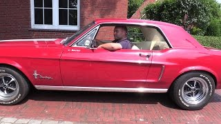 ford mustang 1968 review