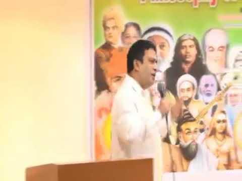 Dr kader Ibrahim speech about spiritualism