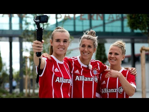Club-Tour: Zu Gast im FC Bayern Campus