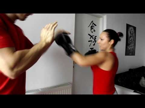 Boxing With Karina - Angel Rodian