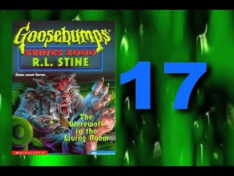 goosebumps the werewolf in the living room goosebumps series 2000 17 the in the living 27231