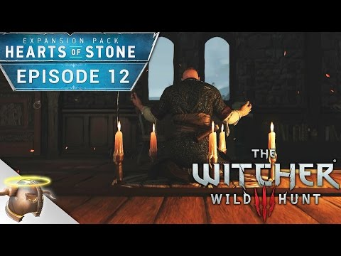 The Witcher 3: Hearts of Stone Let's Play | EPISODE 12: Painted Nightmare