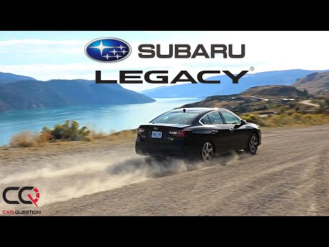 Subaru Legacy Turbo | The sedan which is not afraid of any SUV'S!