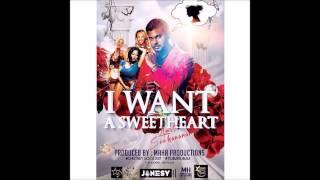 i want a sweetheart chutney soca 2017