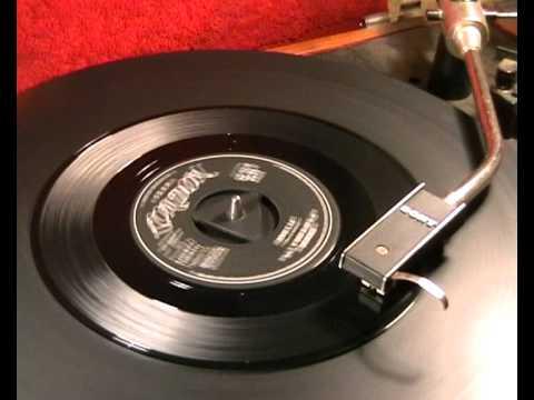 Billy Ward & His Dominoes - 'Jennie Lee' - 1958 45rpm
