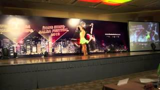 Singapore Salsa Performance Professional Category SemiFinals 6
