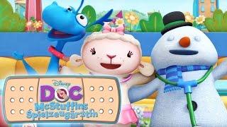 Wir sind Studenten - ♫ Songs von Doc McStuffins | Disney Junior Musik