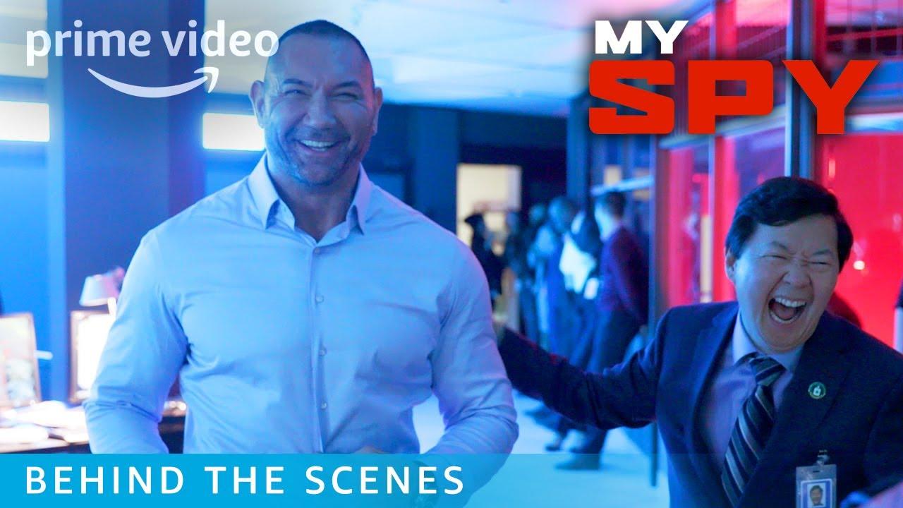 Download Watch My Spy Behind the Scenes | Prime Video
