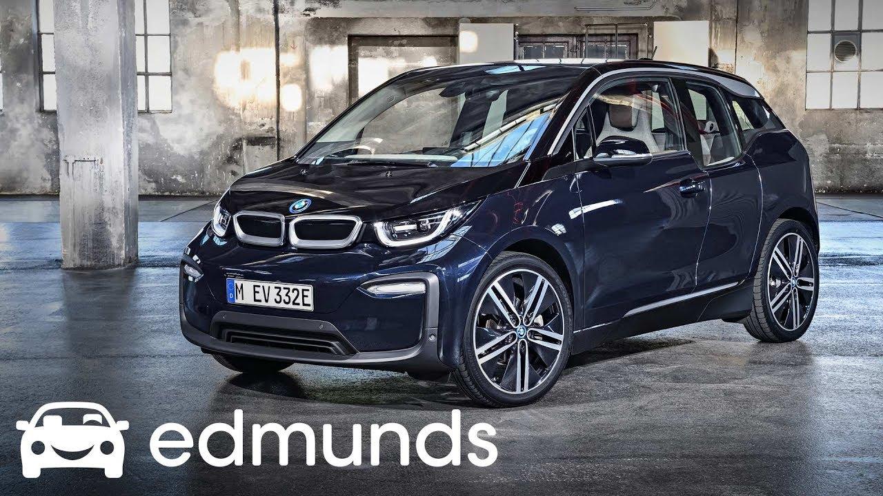 2018 Bmw I3 Frankfurt Auto Show Debut Edmunds Youtube