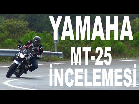 Yamaha MT-25 İncelemesi