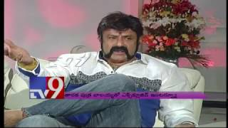 Balakrishna feels threatened by Khaidi No 150 ? - TV9
