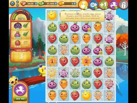 Farm Heroes Saga Level 281