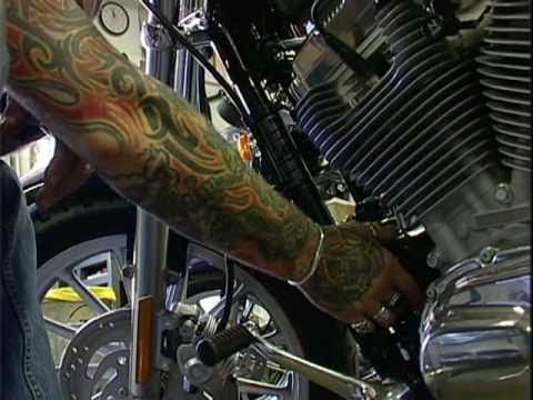Biker TV -Techline w/ Donny Petersen -ep 5