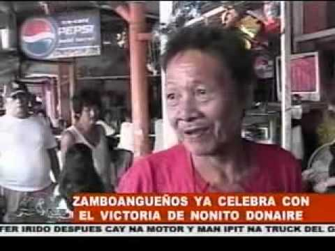SPAIN?? NO!! ITS PHILIPPINES TV PATROL CHAVACANO