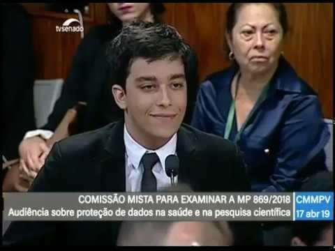 Discurso MP 869/2018 - Gabriel Araújo Souto (LAPIN)