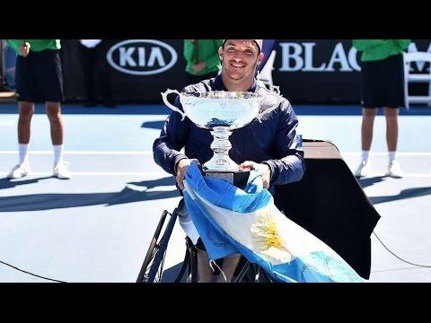 Abierto de Australia 2017 Gustavo Fernández se consagró campeón