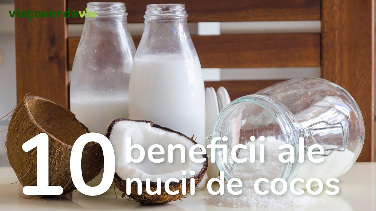 uleiul de nucă de cocos ucide paraziții)