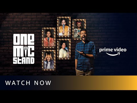 One Mic Stand | Watch Now | Amazon Prime Video