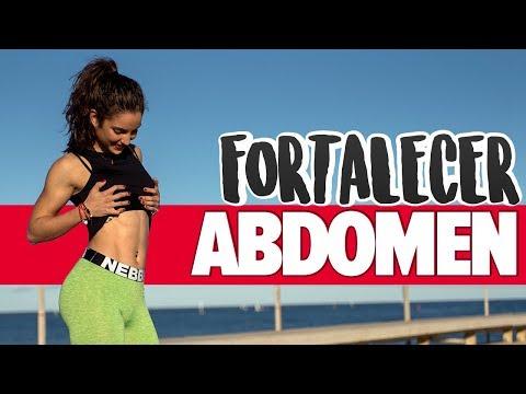 Circuito para fortalecer tu core y definir abdomen
