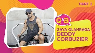 Download Video #Q&A Deddy Corbuzier - Olahraga & Diet Untuk Kesehatan MP3 3GP MP4