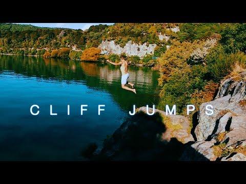 Day13: INSANE CLIFF JUMPS AT LAKE TAUPO