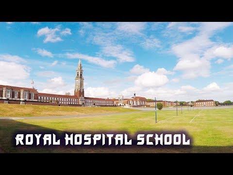 Экскурсия по Royal Hospital School
