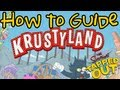 How to Guide: Krustyland - The Simpsons Tapped Out (Commentary)