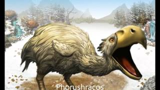 Jurassic Park Builder Glacier Creatures