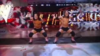 WWE The Usos Crazy Entrance + New Theme Song