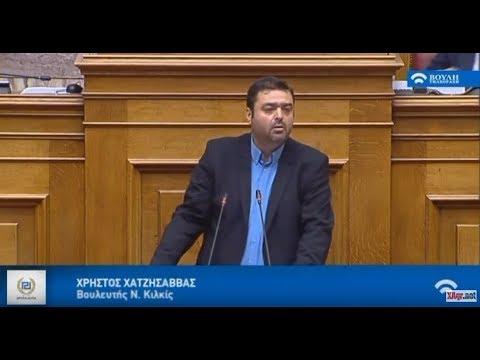 Χρήστος Χατζησάββας: Δεν θα περάσει η προδοσία της Μακεδονίας μας!