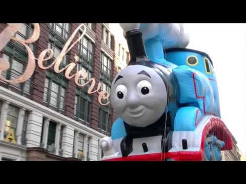 Thomas in the Macy