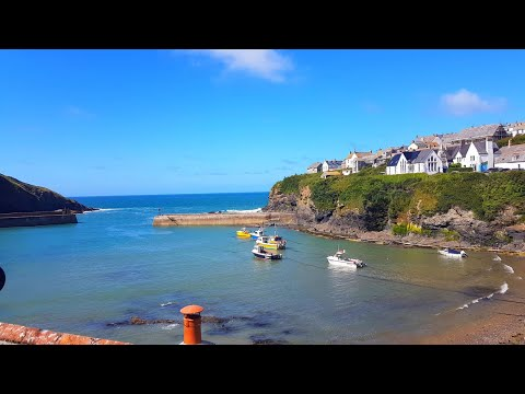 Port Isaac, Film Location For TV's Doc Martin