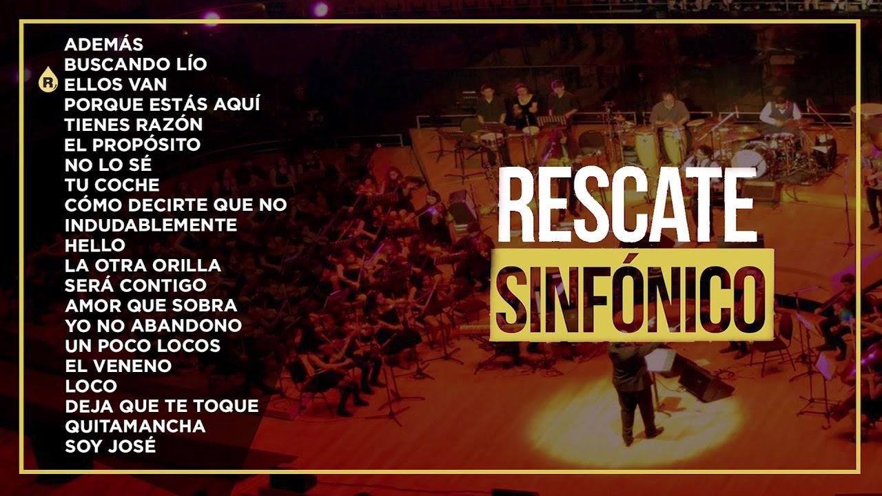 Rescate Sinfonico - Playlist