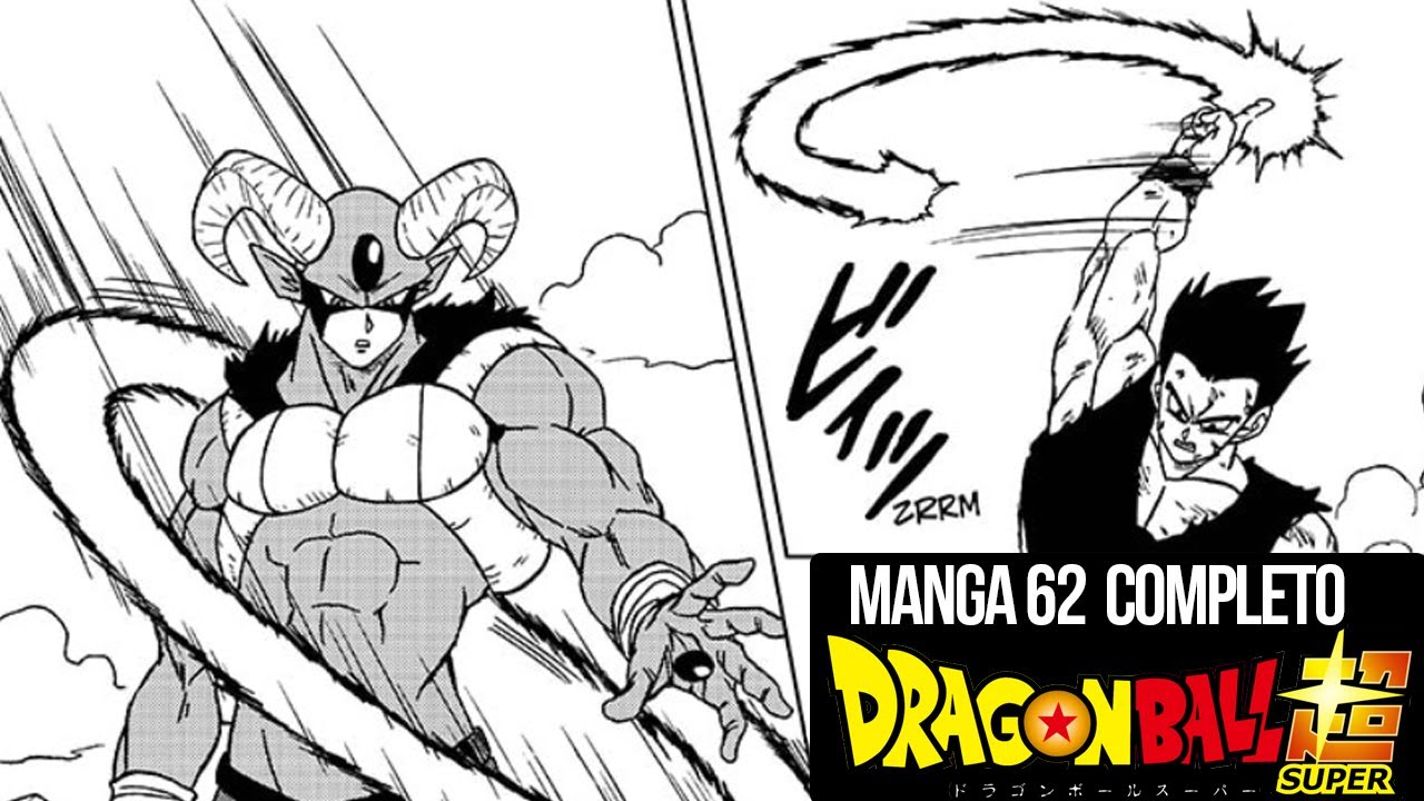 ¡INSÓLITO! Es INCREÍBLE el contenido de este EPISODIO! 😱| Dragon Ball Super Manga 62 español