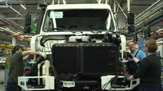 Mercedes Benz Special Trucks UNIMOG Plant in Woerth thumbnail