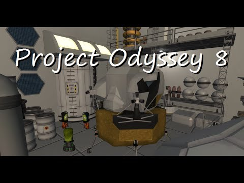 """E08: """"Anomalies Detected"""" / Project Odyssey / KSP 0.23.5"""