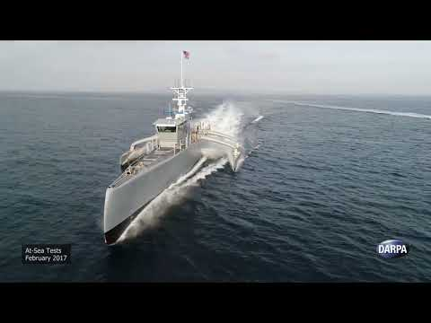 """The U.S. Navy Wants To Build a """"Ghost Fleet"""" of Drone Warships"""