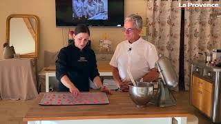 La bonne recette : la tartelette aux macarons de Stéphanie Benedetti