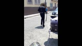 El charro en reversa--Tala Jalisco