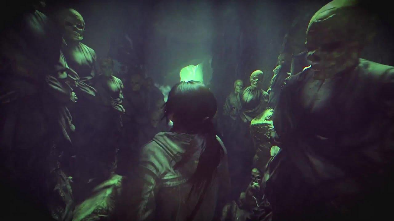 Rise Of The Tomb Raider Baba Yaga