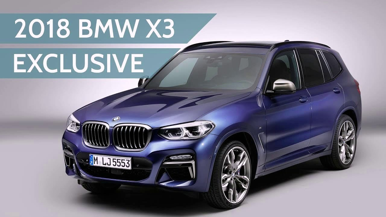 2018 Bmw X3 Review Accelerates From 0 60 Mph Only 4 6 Seconds Youtube