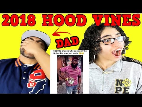 10 Min Of Hood Vines Compilation 2018 REACTION