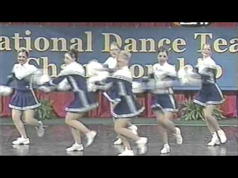 UDA Nationals 2002 Millard North High School Pom