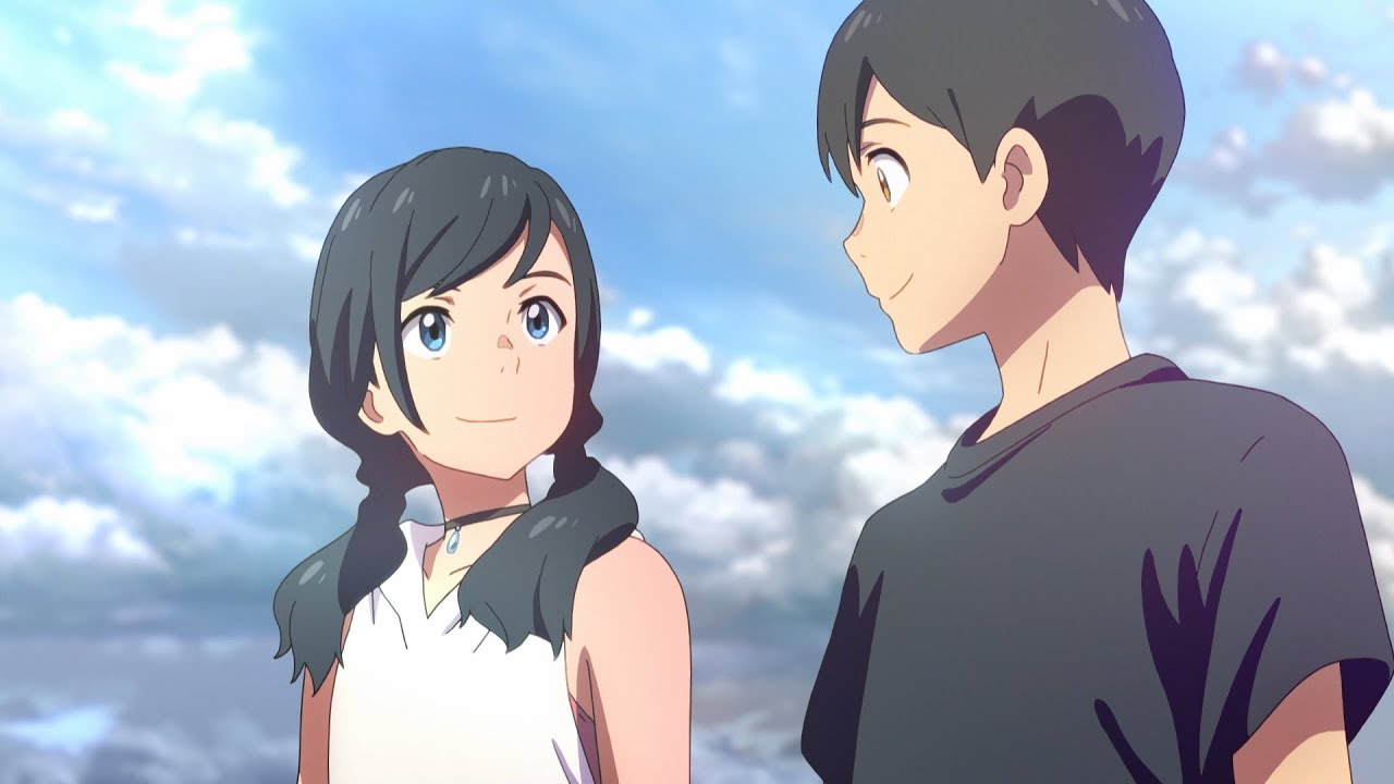 """Image result for weathering with you hina and hodaka"""""""