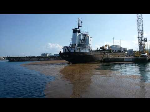 Boat to Cayman Island