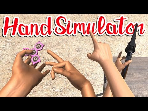 Thumbnail: THESE FINGYs DON'T WORK | Hand Simulator