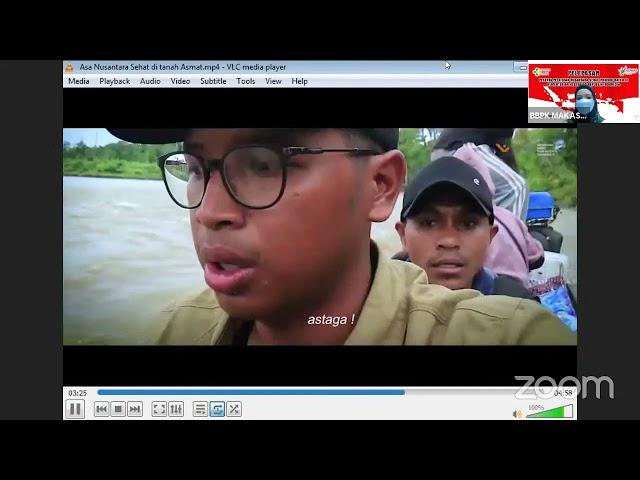 Pelepasan Peserta Pelatihan Nusantara Individu Batch III Kementrian Kesehatan Republik Indonesia