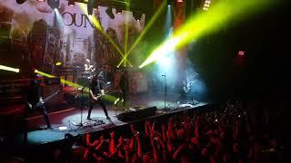 Louna - Дивный Новый Мир (live/N.Novgorod/7.10.2017)<