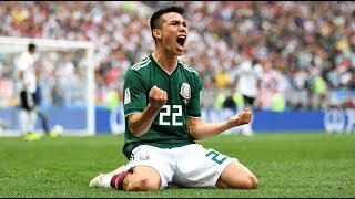Germany 0-1 mexico | lozano is a star