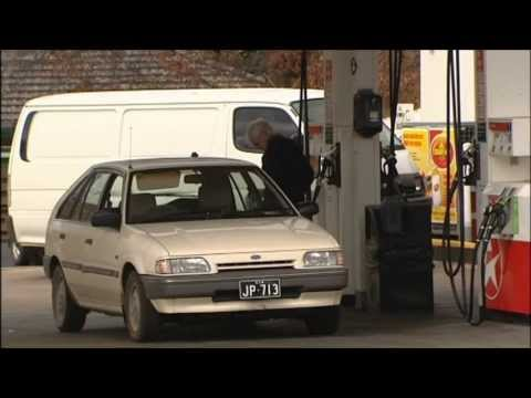 Prime 7 News (Tamworth) - 23/5/2013 - Petrol Watch - Dino Vannucci's Express Delivery